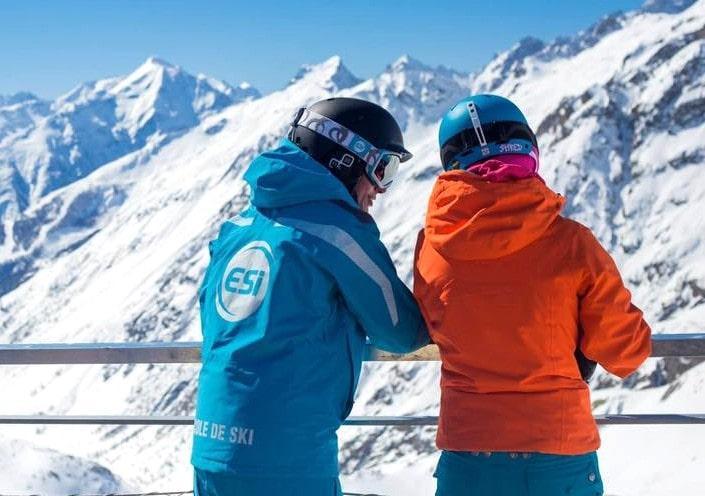 Cours particulier de ski pour Adultes - Février