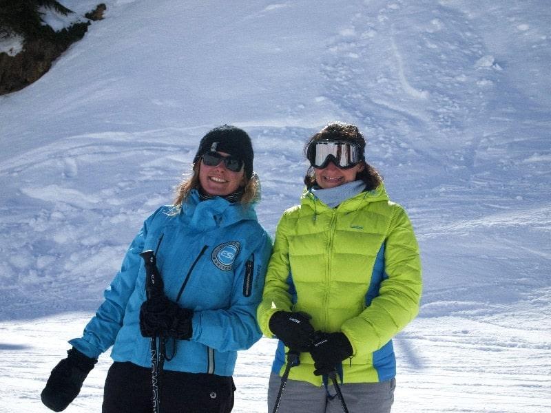 Cours particulier de ski pour Adultes - Basse saison