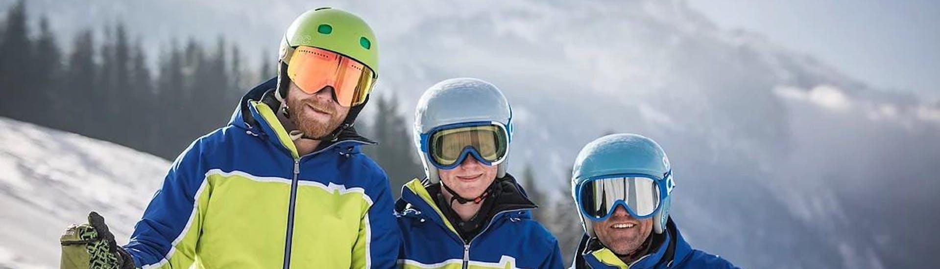 Cours particulier de ski Enfants pour Tous niveaux avec DeinSkicoach - Hero image
