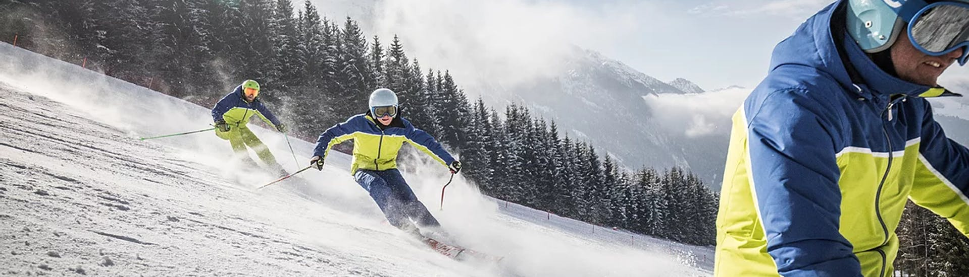 Private Ski Lessons for Adults of All Levels - Full Day