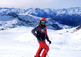 Clases particulares para adultos de todos los niveles con Ski Life Escuela de Esquí Baqueira