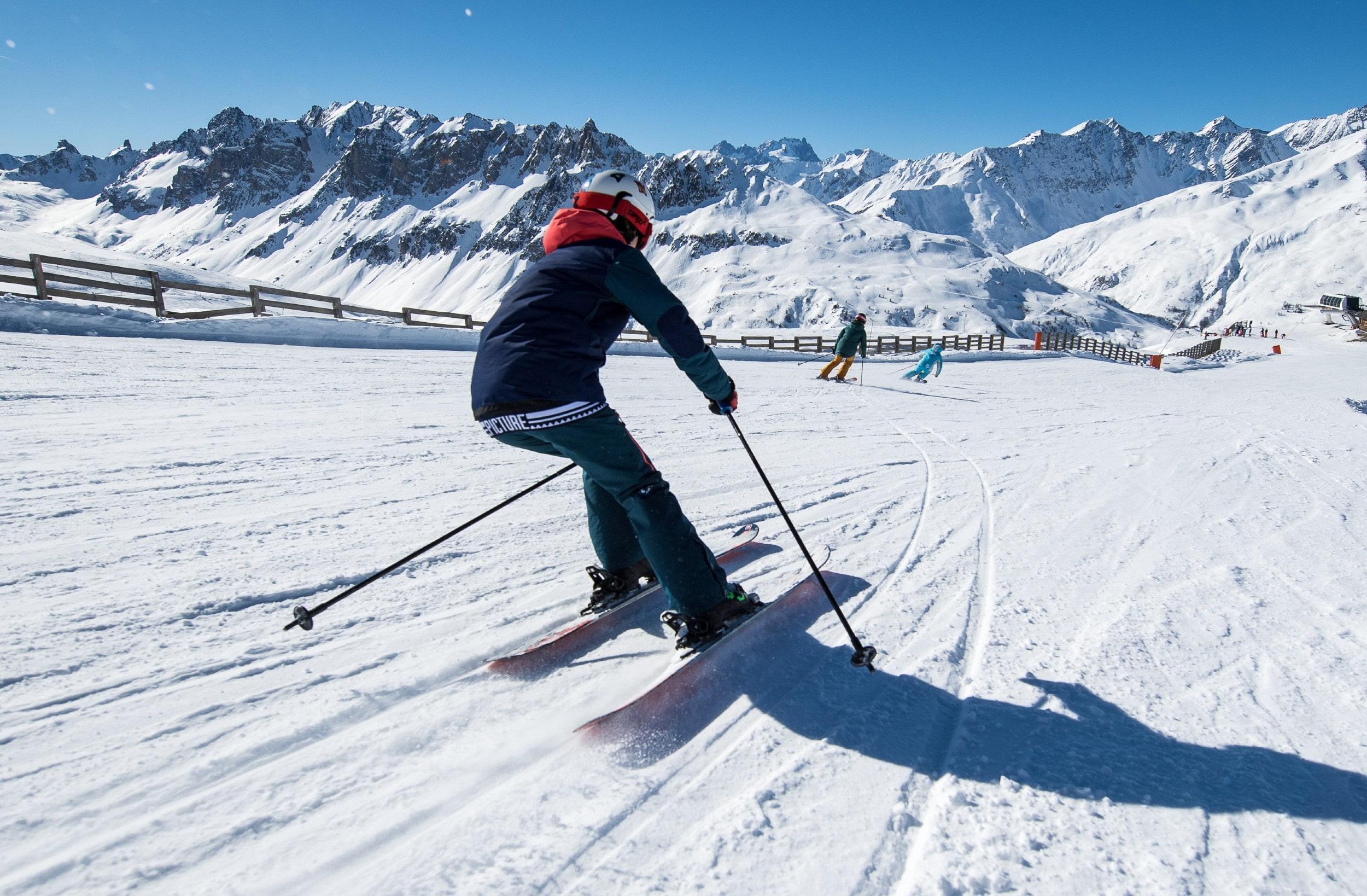 Cours particulier de ski Adultes - Praz sur Arly & Flumet