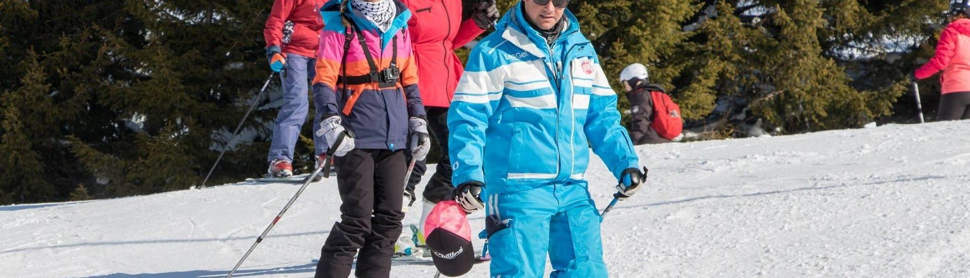 Ski Private for Adults - Saturday