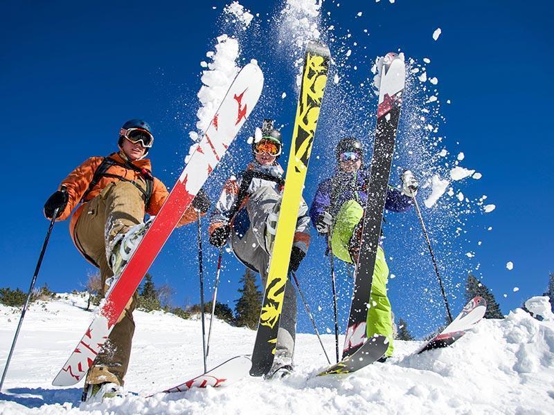 Privé skilessen voor volwassenen van alle niveaus - namiddag