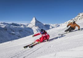 Private Ski Lessons for Kids & Adults