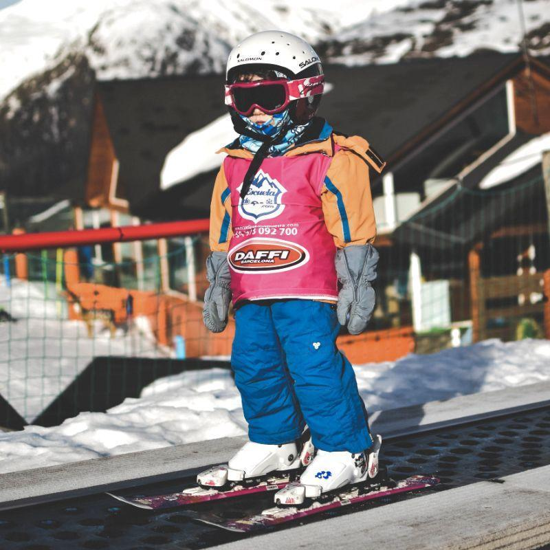 Clases Particulares de Esquí para Niños