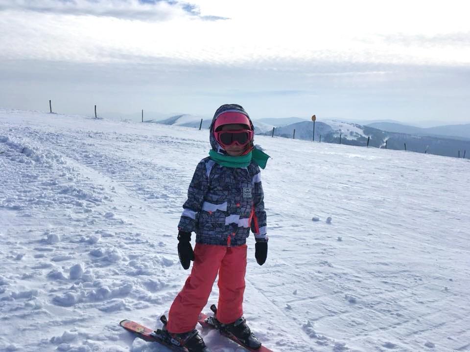Privé skilessen voor kinderen vanaf 4 jaar - beginners