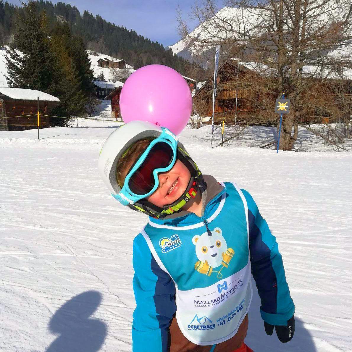 Cours particulier de ski pour Enfants - Tous âges