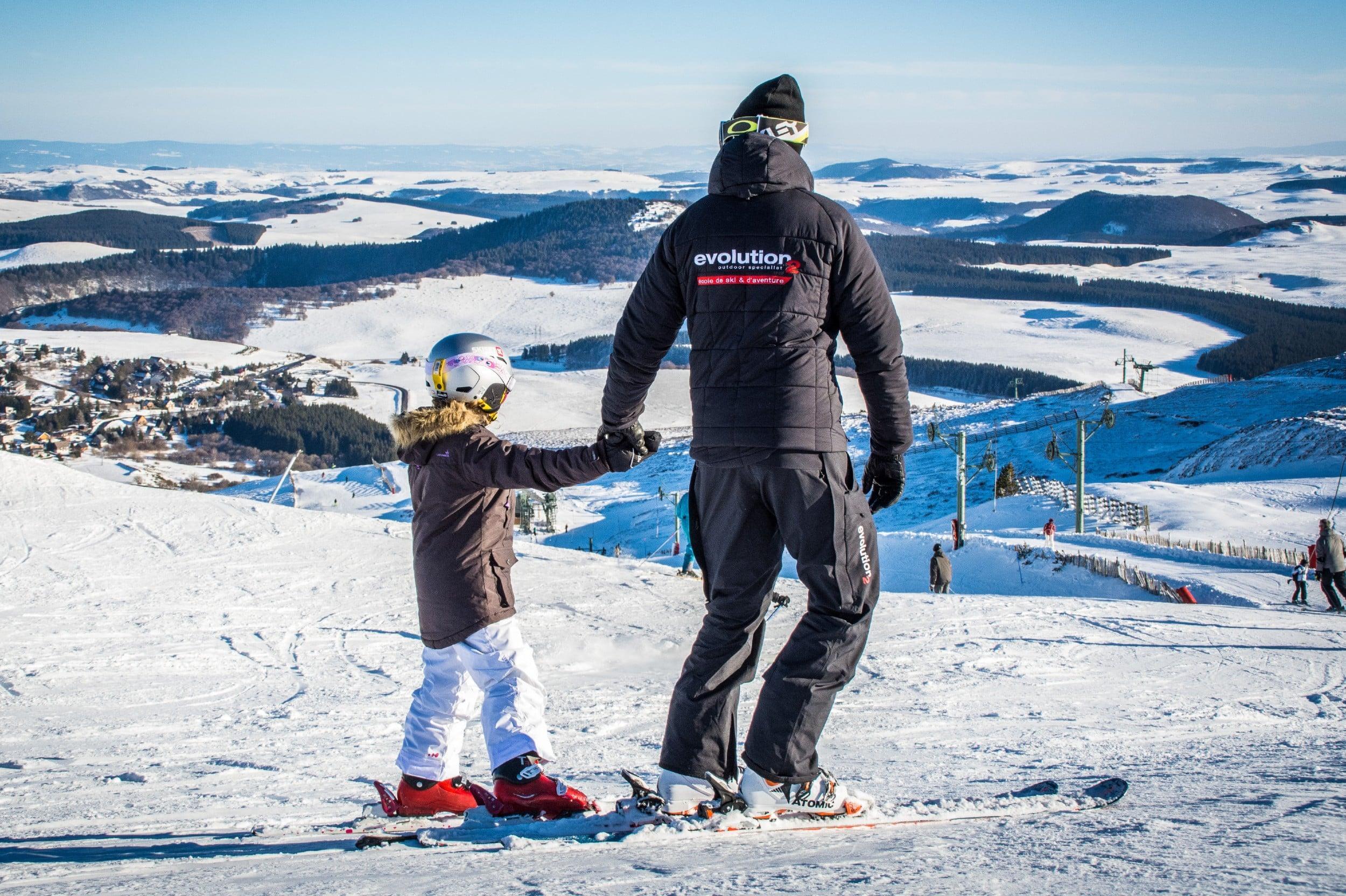 Cours particulier de ski Enfants pour Tous âges