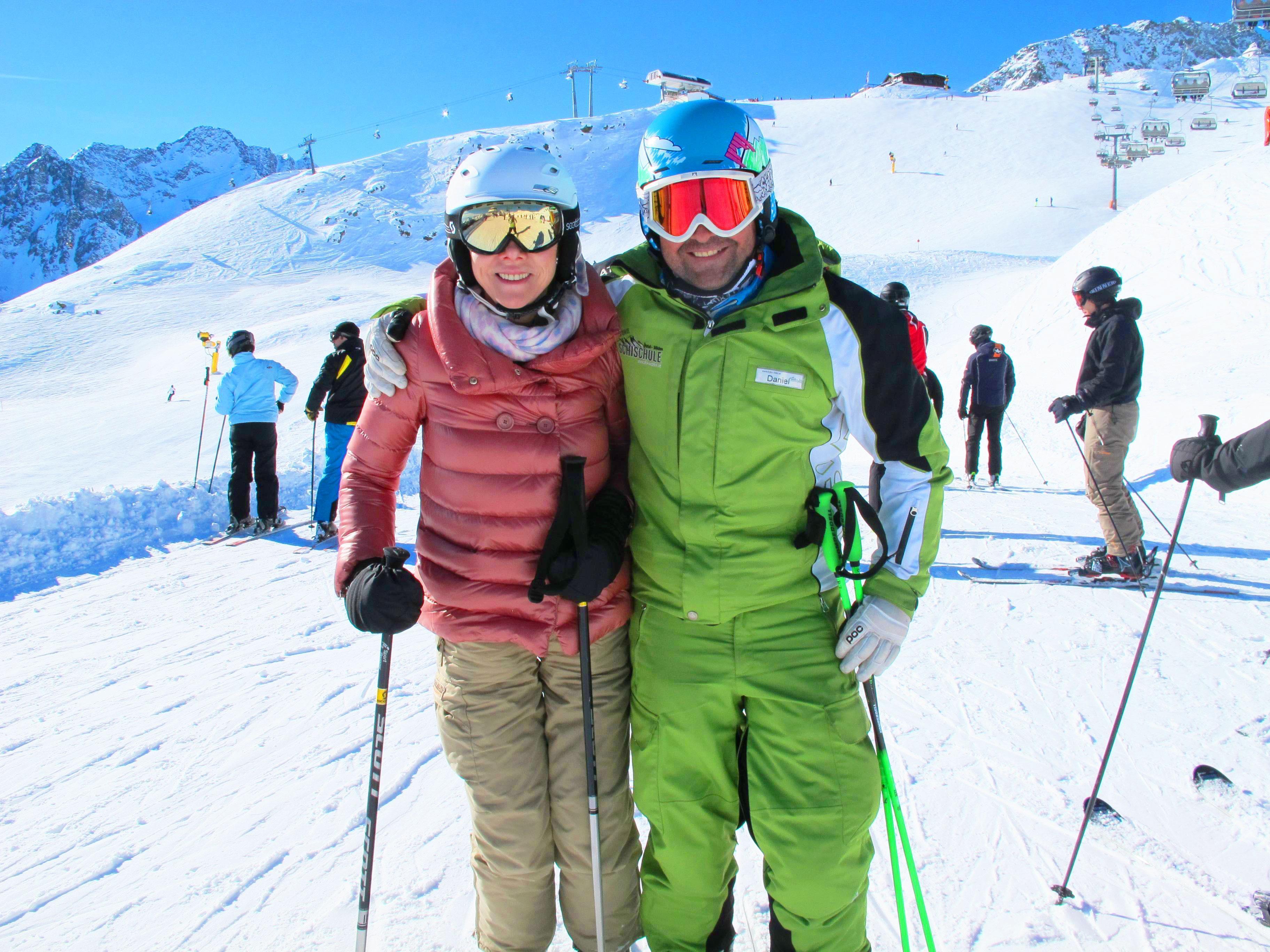 Privélessen skiën voor alle leeftijden en niveaus