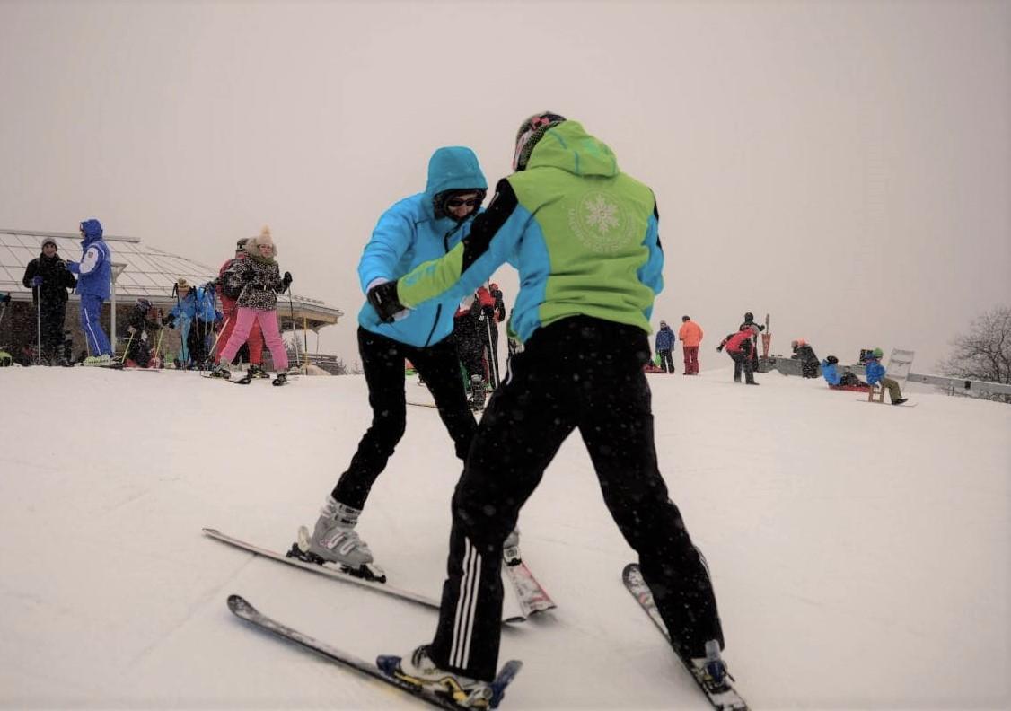Cours particulier de ski pour Adultes dès 3 ans pour Tous niveaux