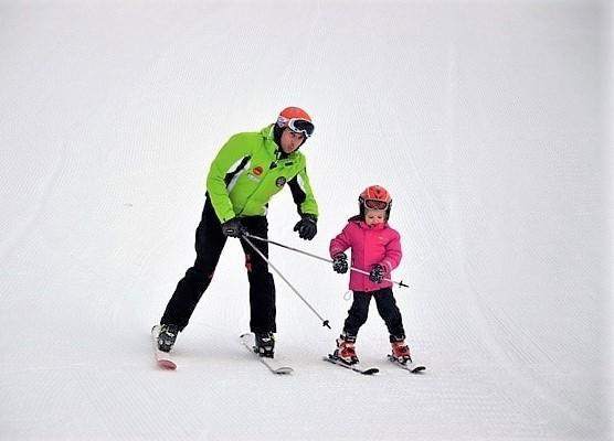Cours particulier de ski Enfants dès 3 ans pour Tous niveaux