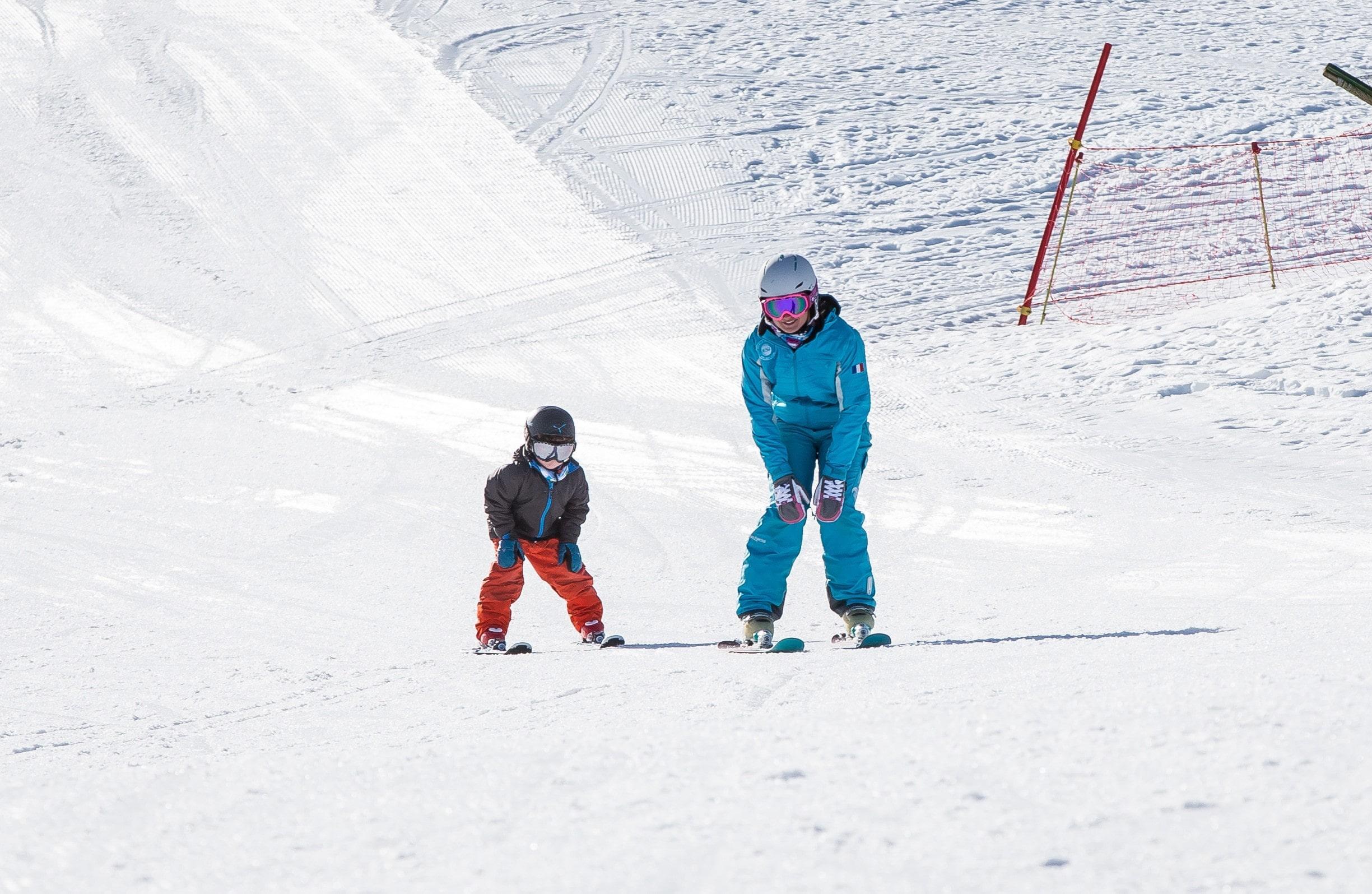 Cours particulier de ski Enfants - Crest-Voland