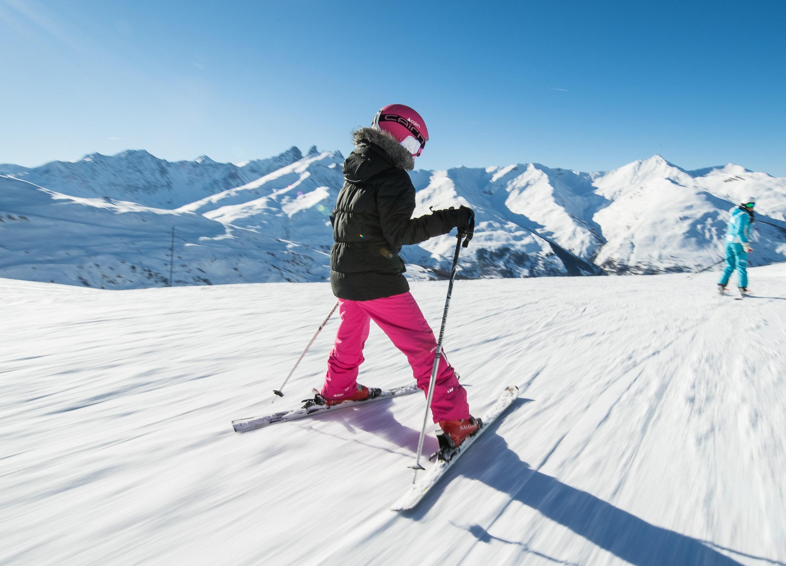 Cours particulier de ski pour Enfants