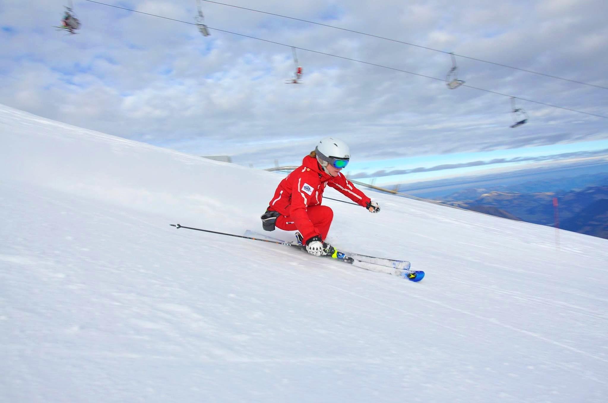 Cours particulier de ski Enfants pour Skieurs expérimentés