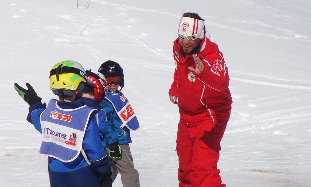 Privé skilessen voor kinderen vanaf 2 jaar voor alle niveaus
