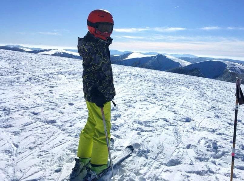 Cours particulier de ski pour Enfants - Vacances