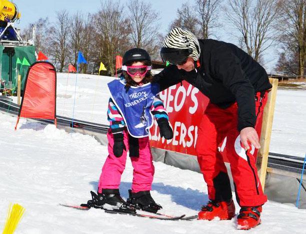 Cours particulier de ski Enfants dès 5 ans pour Tous niveaux