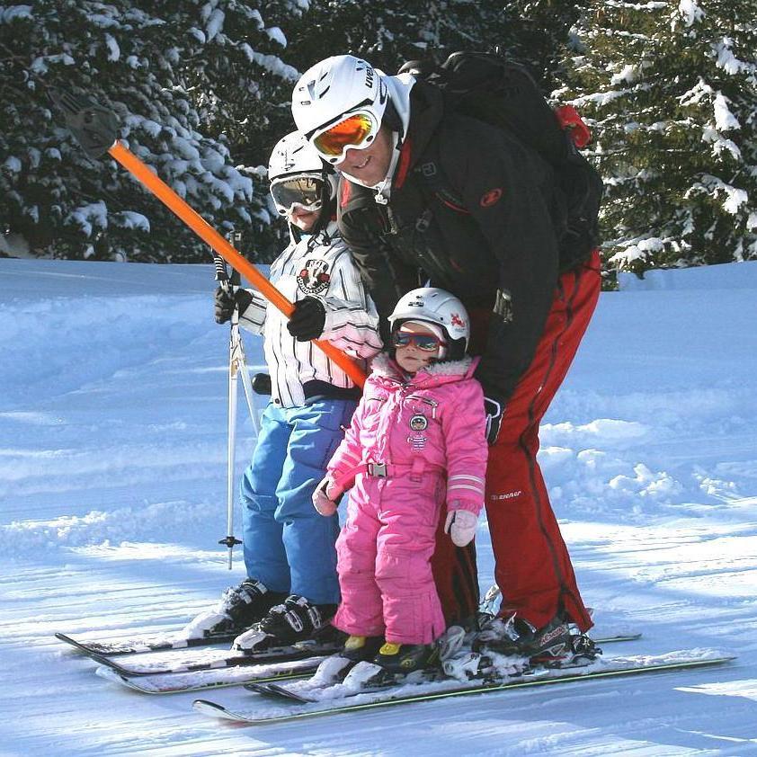 Privélessen skiën voor kinderen (vanaf 5) - Alle niveaus