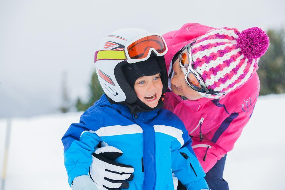 Cours particulier de ski Enfants dès 6 ans - Expérimentés