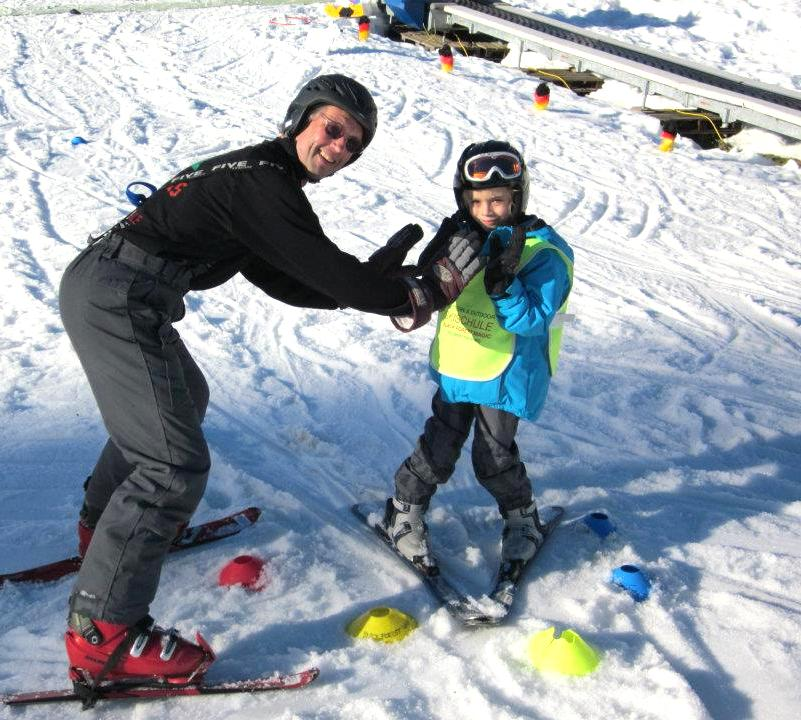 Cours particulier de ski Enfants (dès 7 ans)