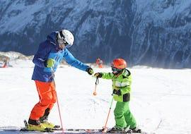 Ötztal Sölden Ötztal Sölden 100% 10  Einjunger Skifahrer hat während der von der Ski- und Snowboardschule SNOWLINES Sölden organisierten Aktivität Privater Kinder Skikurs in Obergurgl-Hochgurgl im Skigebiet Sölden sichtlich Spaß mit seinem privaten Skile