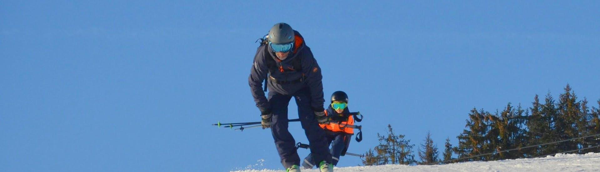 Privater Kinder-Skikurs (ab 4 J.) mit Skisportschule Mountainmind Söll - Hero image