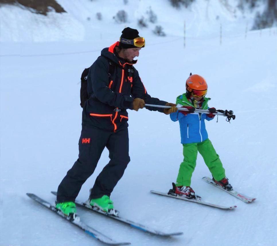 Cours particulier de ski Enfants - Megève