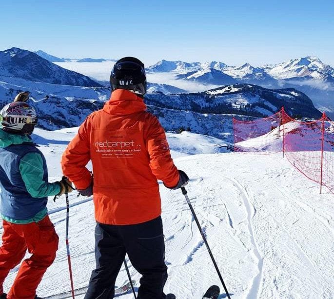 Cours particulier de ski Ados & Adultes - Morgins