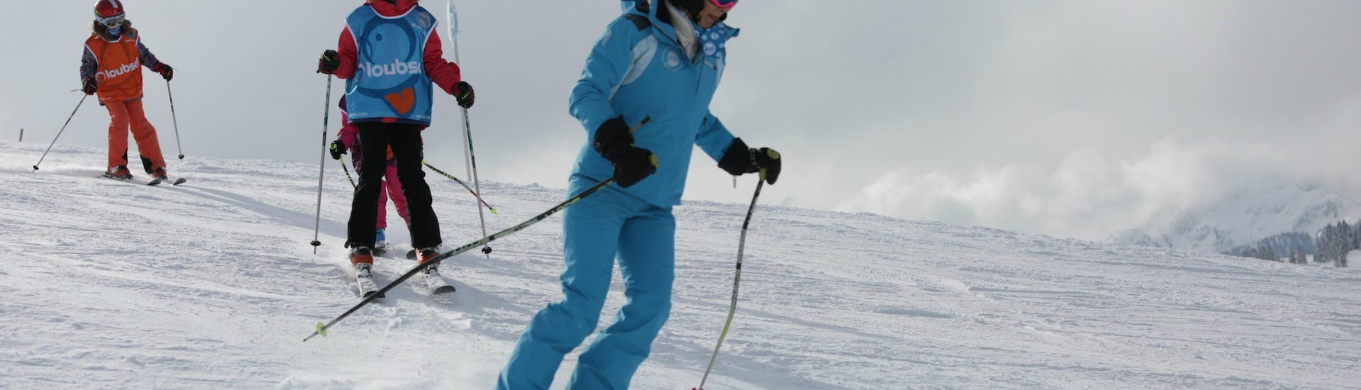 Private Ski Lessons for Kids - Holiday - All Ages