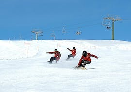 Private Snowboarding Lessons for Kids & Adults - Holidays