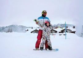 Snowboard Instructor Private - New Year - All Levels