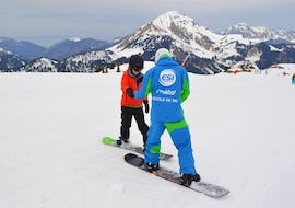 Private Snowboarding Lessons - Holidays - All Levels