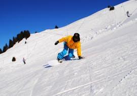 Clases de snowboard privadas para todos los niveles