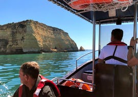 A picture taken during the private event boat tour with Blue Ocean Trips.