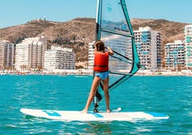 Private Windsurfing Lessons in Valencia - Beginner