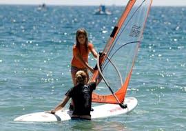 Cours de windsurf à Premantura avec Windsurf Station Premantura