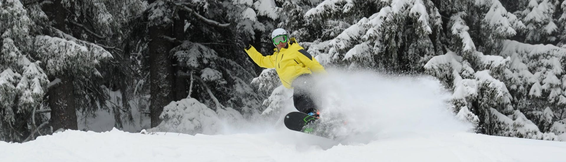 Private Snowboarding Lessons for Adults of All Levels with Skischool Ecki Kober - Brauneck - Hero image
