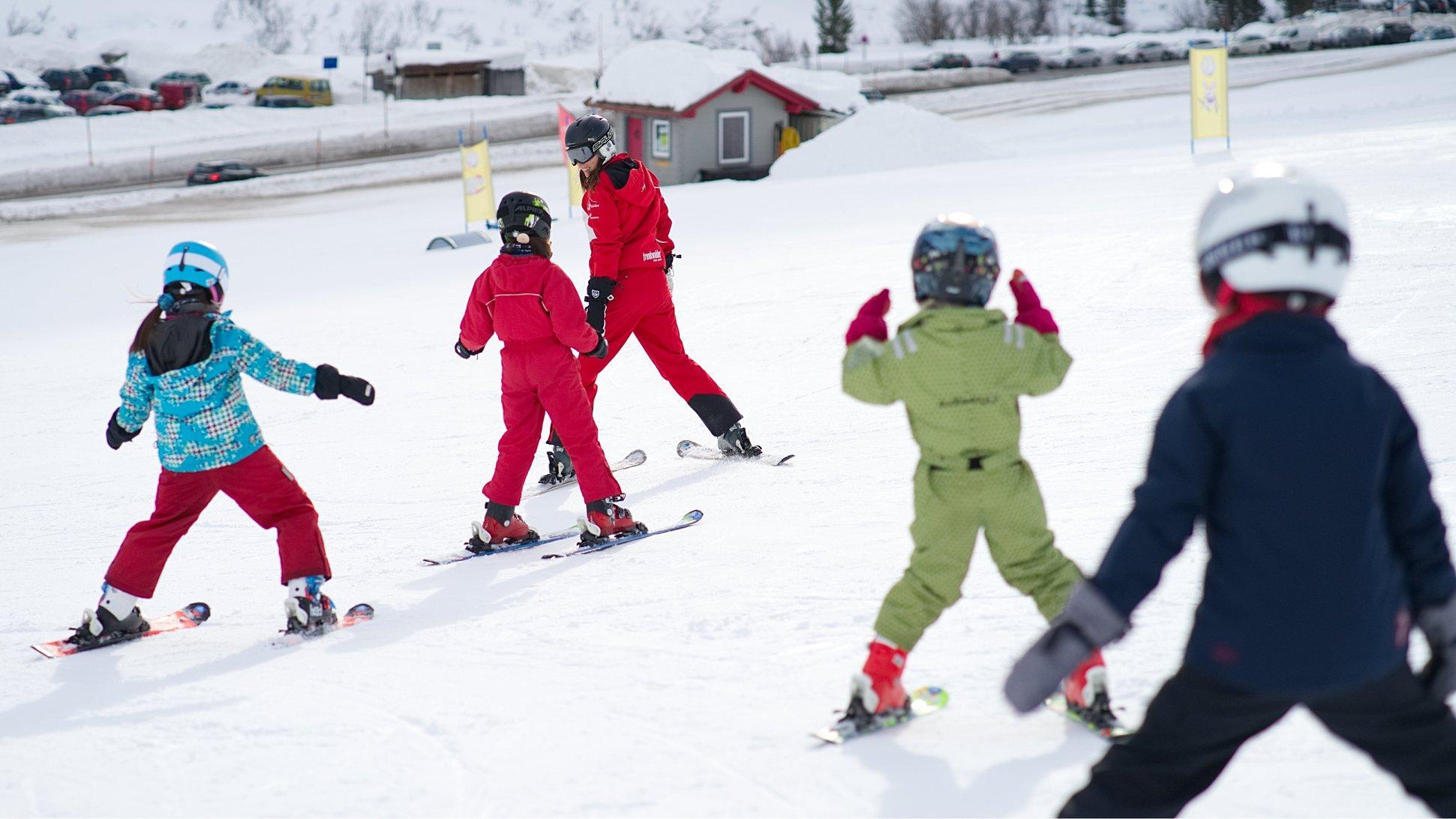 Ski Privatlehrer für Kinder - Alle Altersgruppen ...