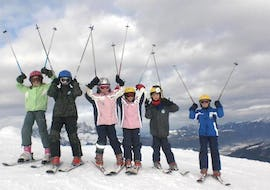 "Kids Ski Lessons ""Krokos Kinderclub"" (6-17 y.) - All Levels"