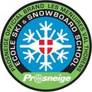 Logo Prosneige Méribel