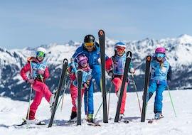 Skilessen kinderen met uitrusting (6-14 jaar) - Alle niveaus