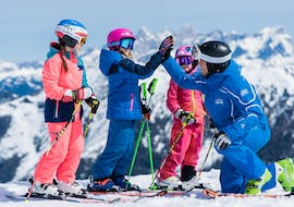 Ski Lessons for Kids (6-14 years) - All Levels