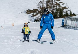 Ski Lessons Kids (3-5 years) - All Levels