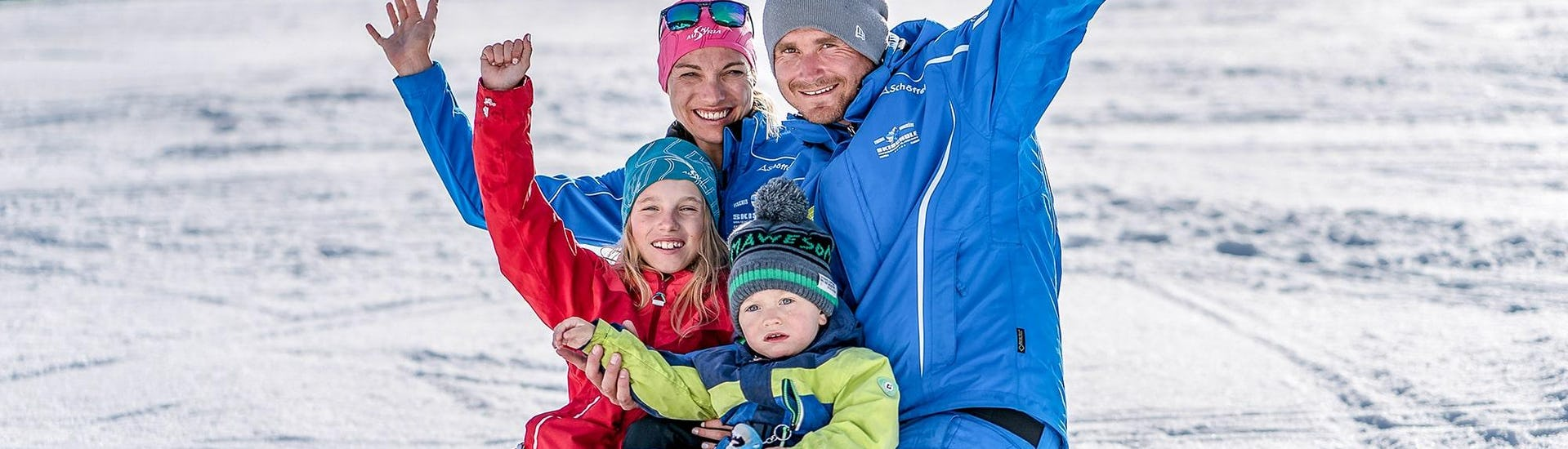 Ski Instructor Private for the Family - All Levels