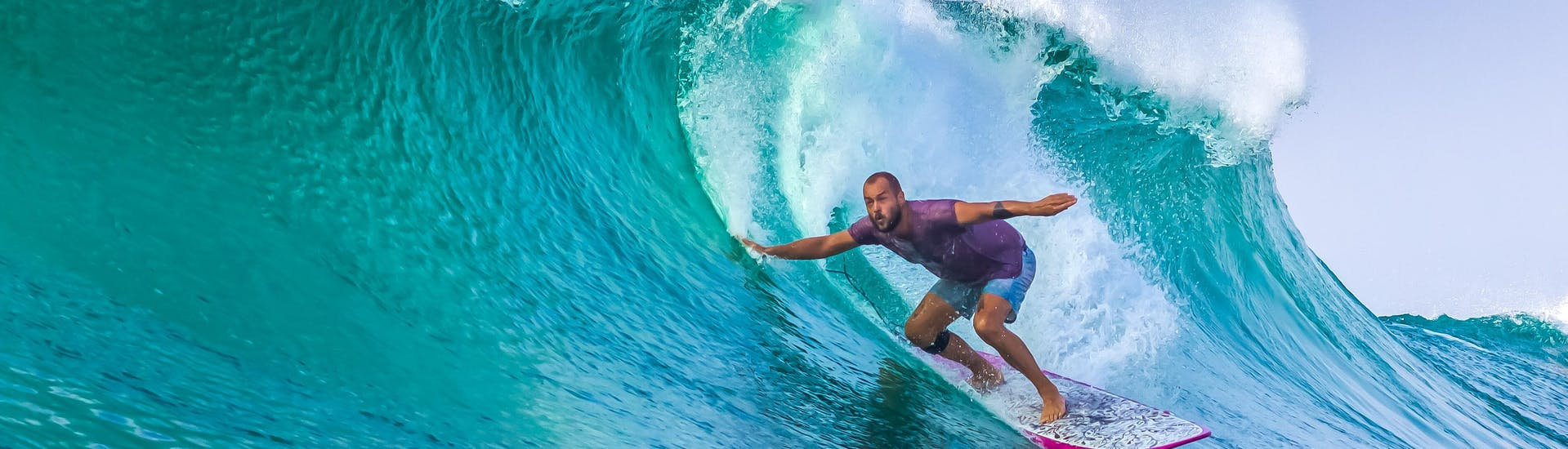 Semiprivate Surfing Lessons for Kids & Adults - All Levels