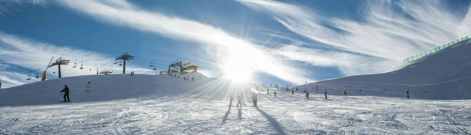 Skikurs für Erwachsene - Ohne Erfahrung