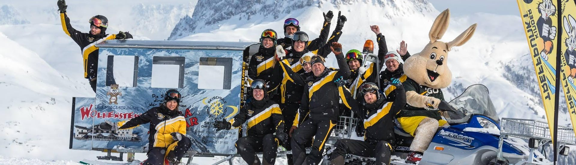 Skilessen voor kinderen (3-14 jaar) voor beginners met Skischule Christian Kreidl - Neukirchen - Hero image