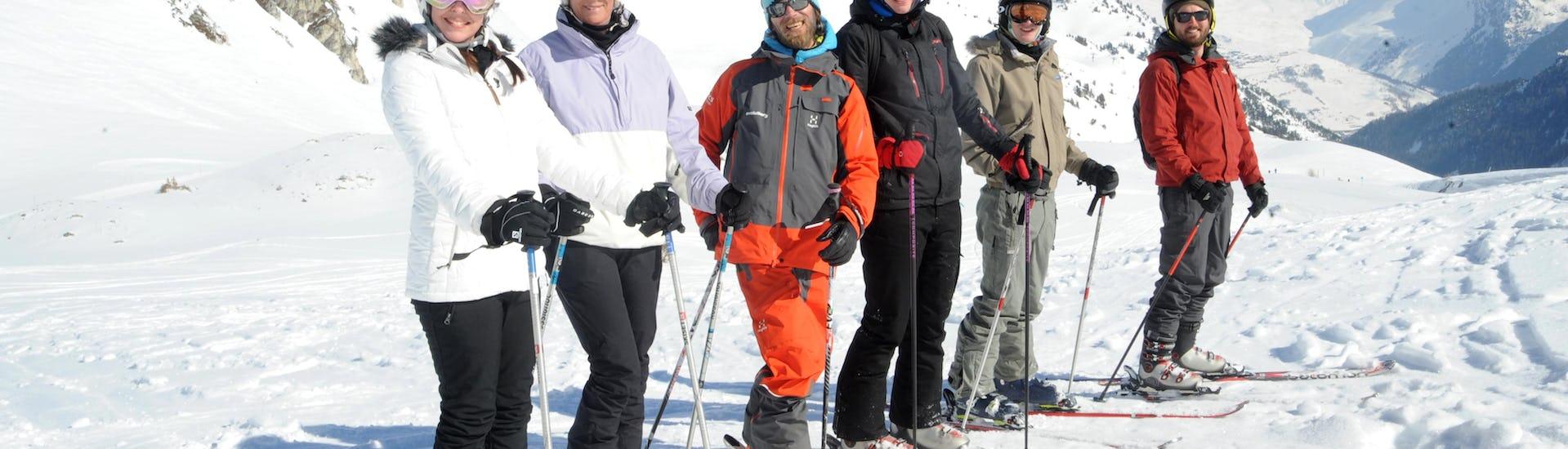 Cours de ski pour Ados & Adultes - Février - Arc 2000