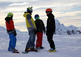 """Snowboard Instructor Private """"Full Day"""" - All Levels & Ages"""